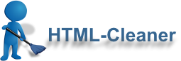 HTML Cleaner - Word To HTML Converter